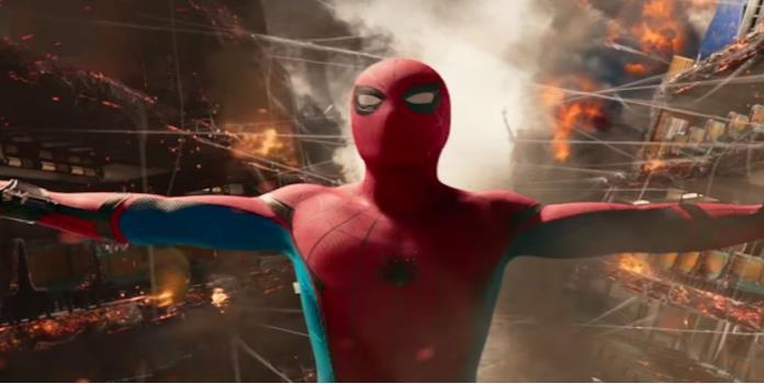 El Hombre Araña se mete en problemas en el nuevo trailer de Spider-Man: Homecoming