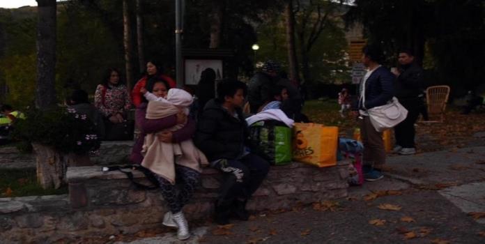 Protección Civil atiende a 15 mil personas tras terremoto en Italia