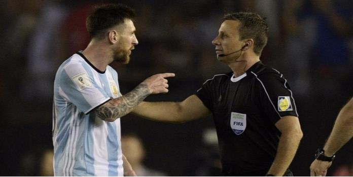 Messi recibe sanción de 4 partidos y pone en riesgo la clasificación de Argentina al Mundial