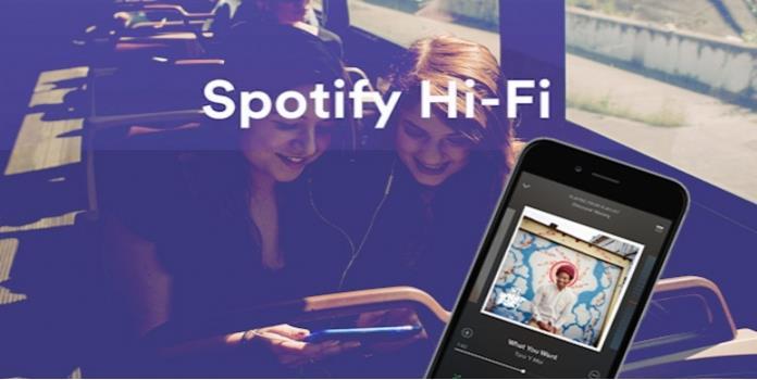 Spotify comienza a ofrecer música en Hi-Fi