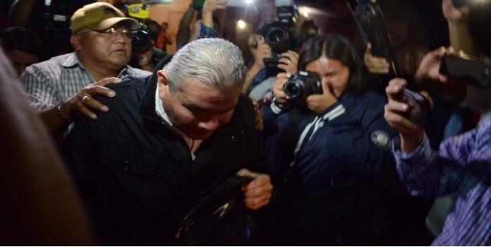 Dictan un año de prisión preventiva a ex secretario de Finanzas de Javier Duarte