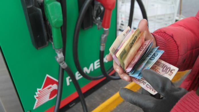 Reducción de dos centavos a los combustibles es demagogia: PRD