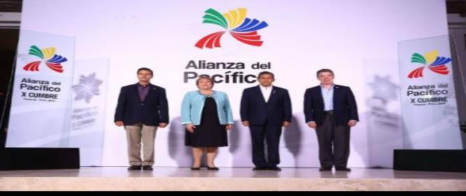 Entra en vigor Comisión de Libre Comercio de la Alianza del Pacifico