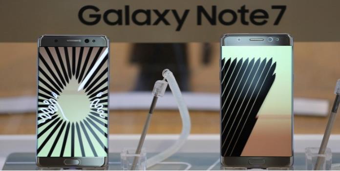 Bloquearán conexión a red celular de los Galaxy Note 7