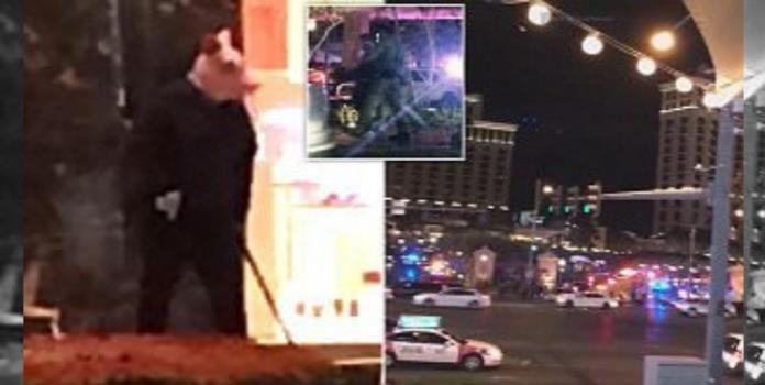 Ladrón con máscara de cerdo asalta casino en Las Vegas