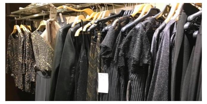 Aparece cadáver de rata en vestido de Zara
