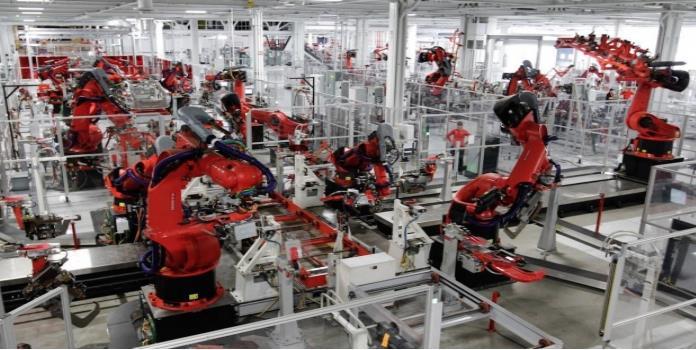 Robots ocuparán el 38% de los trabajos en EU dentro de quince años: Reporte