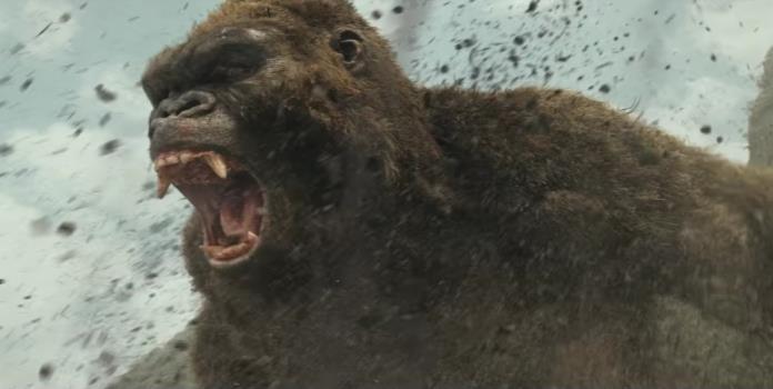 Todo el poder de King Kong en el nuevo trailer de Skull Island