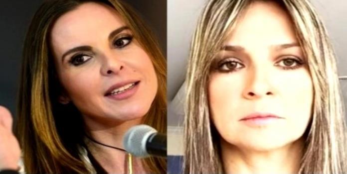 Kate del Castillo discute con una locutora que le preguntó sobre El Chapo
