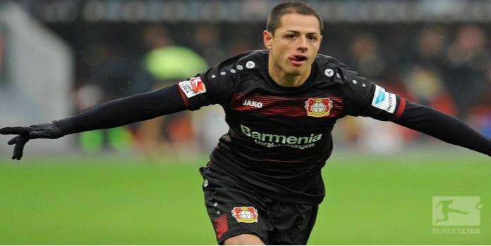 VIDEO: Chicharito anota el gol 50,001 de la Bundesliga