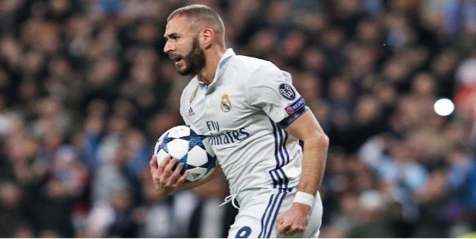VIDEO: Benzema anota el del empate para el Madrid