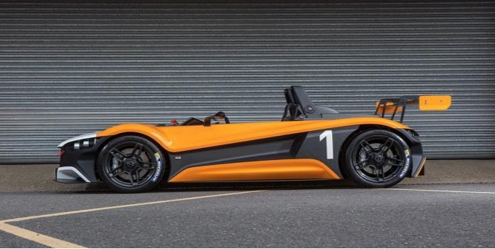 Así es el Vuhl 05RR, un auto deportivo de lujo con manufactura mexicana