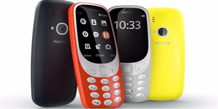La batería del nuevo Nokia 3310 durá hasta 31 días