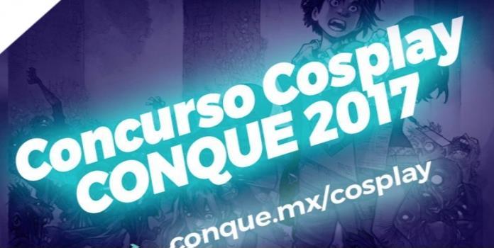 La CONQUE anuncia su concurso de cosplay