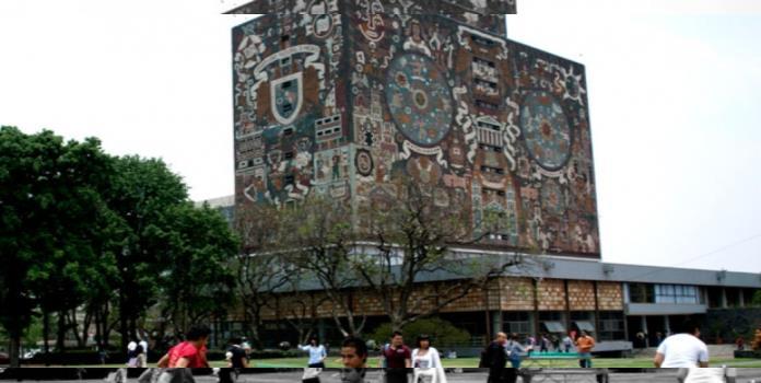Grupos estudiantiles de la UNAM se deslindan de #VibraMéxico