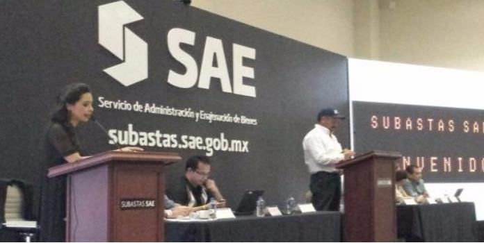 Subastan bienes del narco en Mazatlán