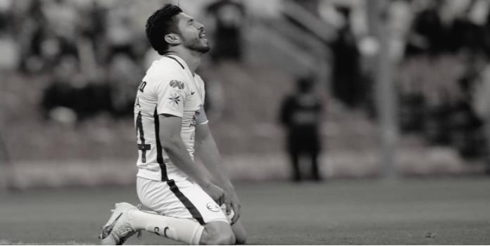 'El equipo que están viendo no es el América': Oribe Peralta