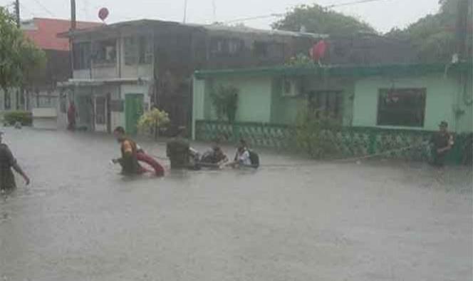 Alertan sobre lluvias intensas en Tamaulipas