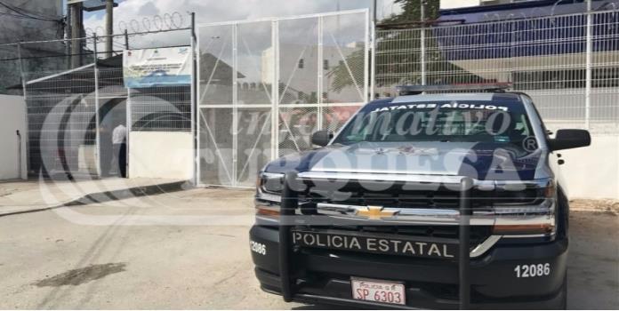 En día de visitas se registra riña en penal de Cancún
