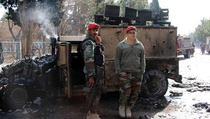 Atentado en Afganistán deja al menos 11 muertos