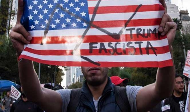 Al menos 15 estados se unen a la marcha anti Trump
