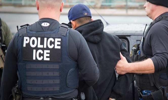 Detienen a 40 inmigrantes en redadas en Nueva York
