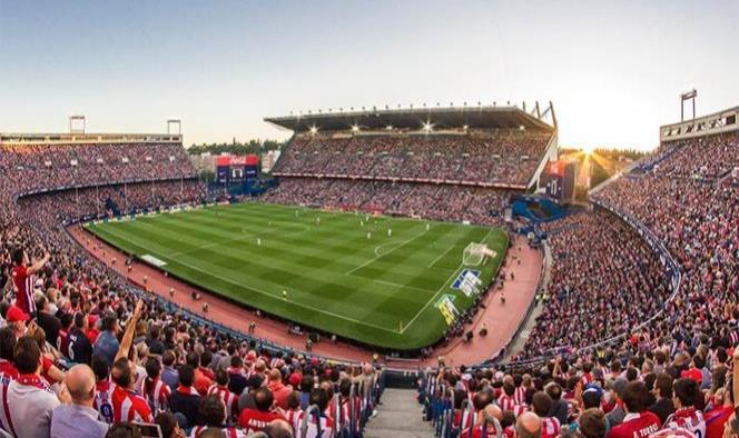 Final de la Copa del Rey se jugará en el Vicente Calderón