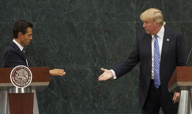 Necesario un encuentro entre Trump y Peña: Larry Rubin