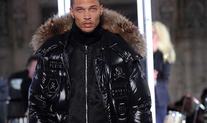 El ladrón más guapo desfila en la Semana de la Moda de NY