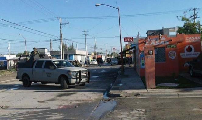 Suman nueve muertos por enfrentamientos en Tamaulipas