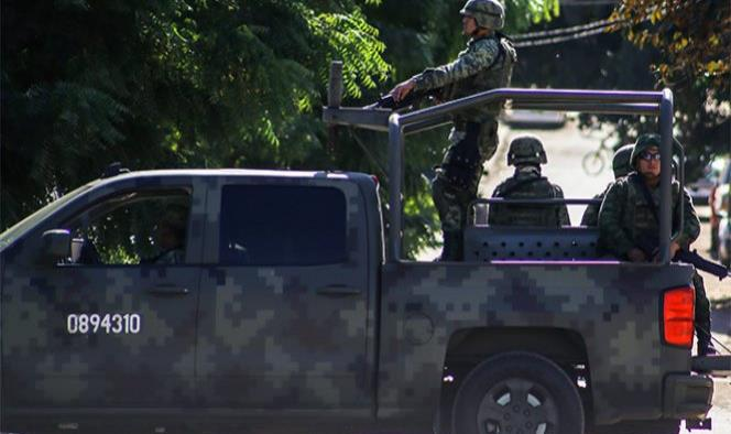 Detienen en Sinaloa a jefe de sicarios del hijo de El Chapo