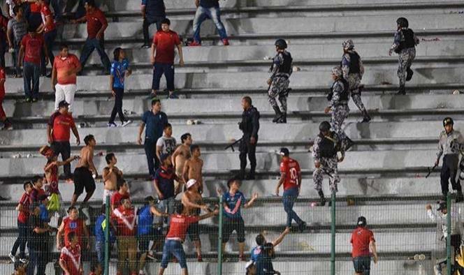 Tigres pide sanción para estadio Luis Pirata Fuente de Veracruz