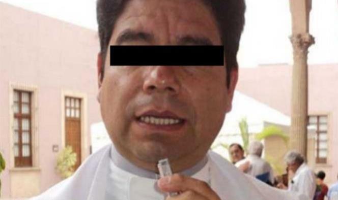 Vinculan a proceso a sacerdote de Irapuato por abuso sexual