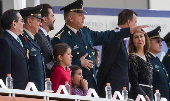 Ejército ratifica su lealtad al país y a las instituciones
