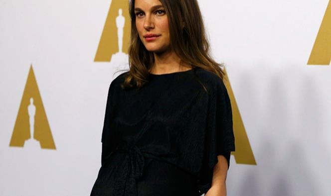Natalie Portman no asistirá al Oscar debido a su embarazo