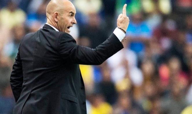 'Cruz Azul no sabe ganar', dice Paco Jémez