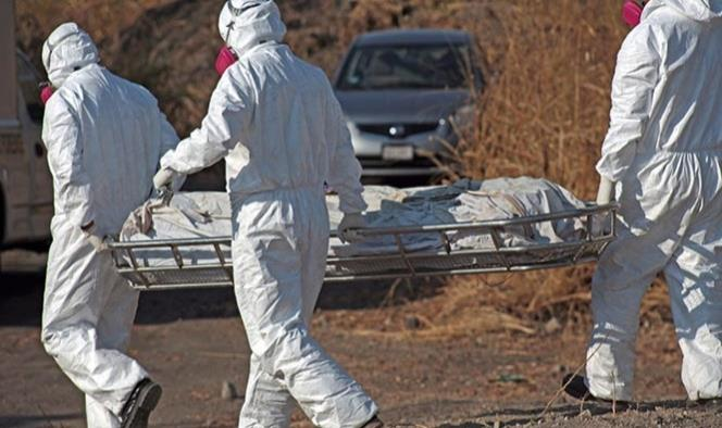 Inhuman en Cuautla 45 cadáveres hallados en fosas de Jojutla