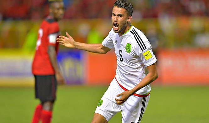 México gana en Trinidad y se afianza como líder del Hexagonal