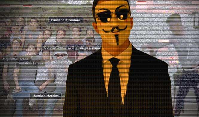Anonymous amenaza a Centinelas: tienen 24 horas para entregarse
