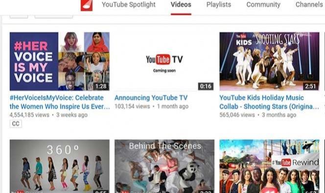 YouTube realiza 'cambios' tras quejas de anuncios en videos