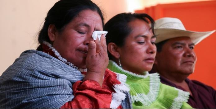 Se disculpará PGR con indígenas acusadas de secuestrar agentes de la AFI