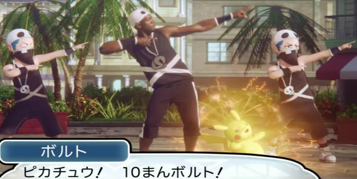 Usain Bolt se convierte en entrenador Pokémon