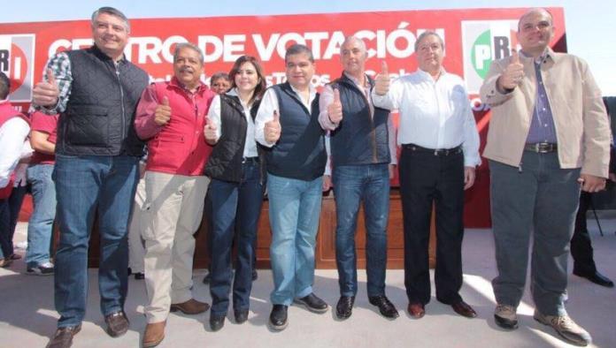 Es Miguel Riquelme candidato a Gobernador