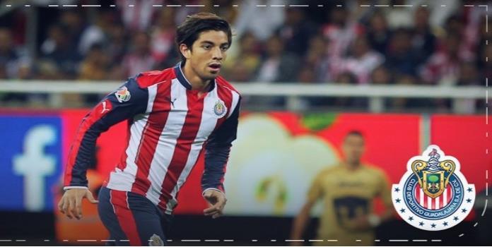 Chivas es el equipo más popular de México': Rodolfo Pizarro