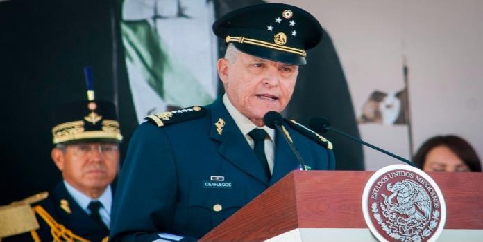Descarta Cienfuegos que Ley de Seguridad Interior sea a modo