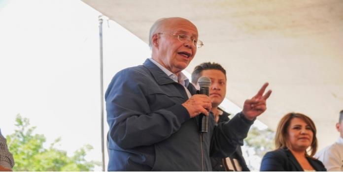 Priistas piden nombrar a Narro como candidato a la Presidencia