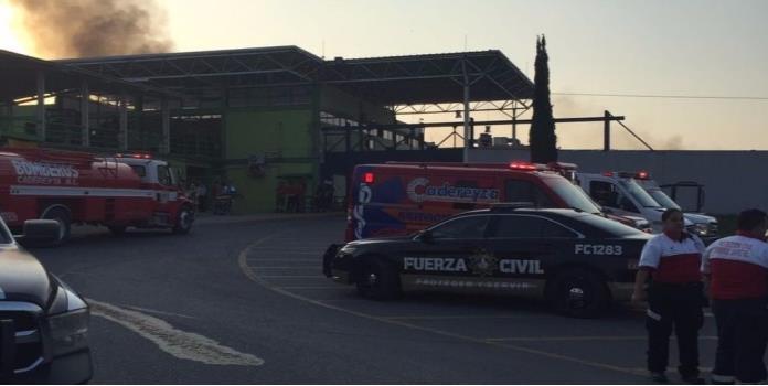 Controlan protesta en penal de Cadereyta