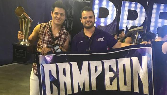 Campeones en Nacional 2017