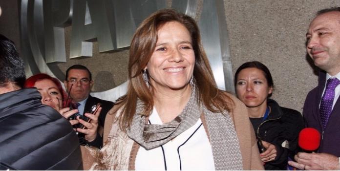 Exime INE a Margarita Zavala por presuntos actos anticipados de campaña