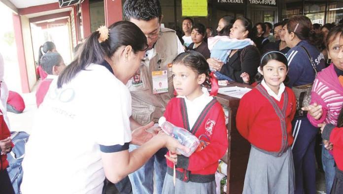 Filtros contra Influenza en las escuelas